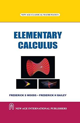 9789385923692: Elementary Calculus