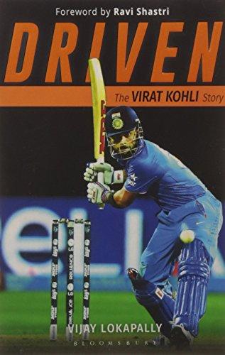 9789385936265: Driven: The Virat Kohli Story