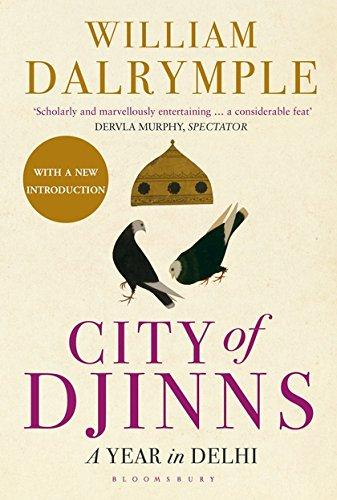 9789385936555: City of Djinns: A Year in Delhi