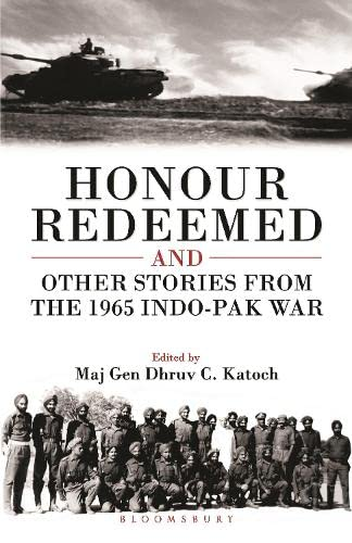 Honour Redeemed: And Other Stories from the: Dhruv C. Katoch