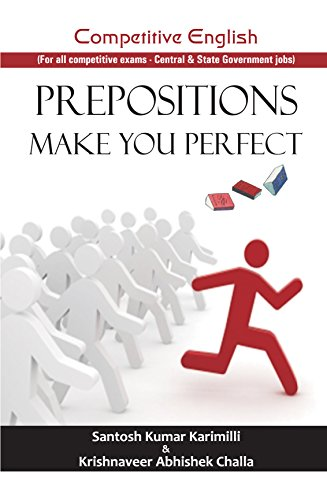 9789385945472: Prepositions Make you Perfect
