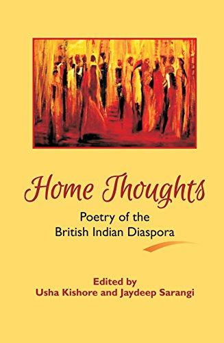 Home Thoughts: Edited by Usha