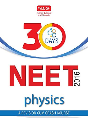 9789385966491: 30 Days Crash Course for NEET - Physics