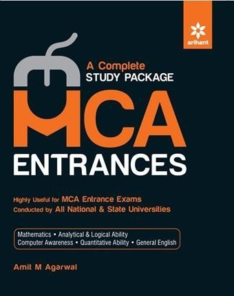 9789385980381: A Complete Study Pacakage for MCA Entrances