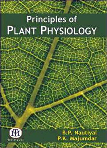 Principles Of Plant Physiology-2017: Nautiyal B.P.