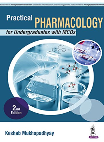 9789385999239: PRACTICAL PHARMACOLOGY FOR UNDERGRADUATES WITH MCQS