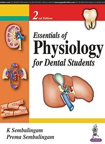 9789385999468: Essentials Of Physiology For Dental Students