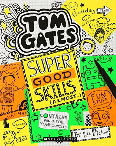 9789386041906: Tom Gates #10: Super Good Skills (Almost .)
