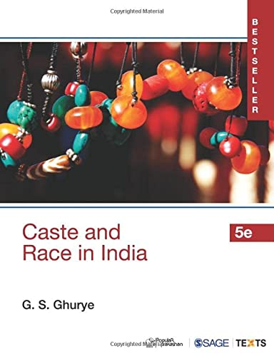 Caste and Race in India: Ghurye G. S.