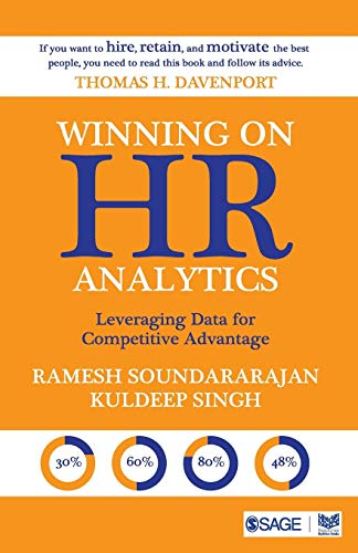 9789386042415: Winning on HR Analytics: Leveraging Data for Competitive Advantage
