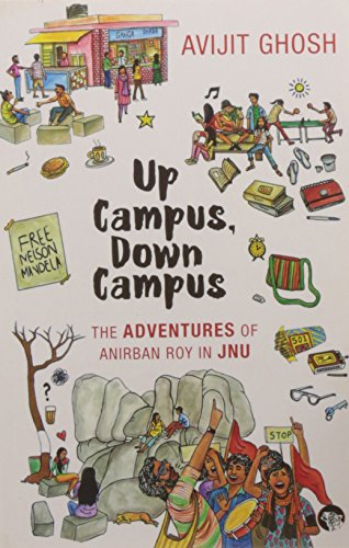 Up Campus, Down Campus: The Adventures of