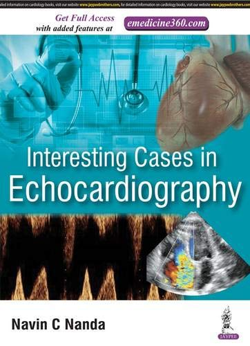 9789386056948: Interesting Cases in Echocardiography