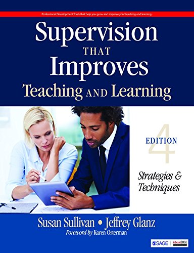 9789386062291: Supervision That Improves Teaching and Learning: Strategies and Techniques