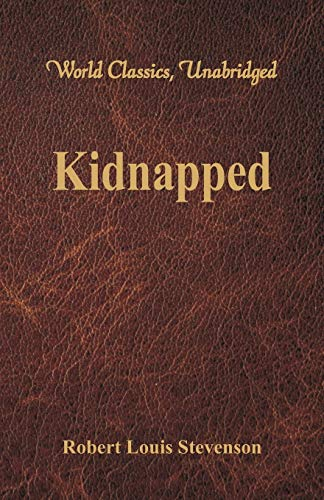 9789386101341: Kidnapped (World Classics, Unabridged)