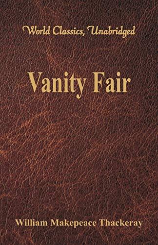 9789386101648: Vanity Fair (World Classics, Unabridged)