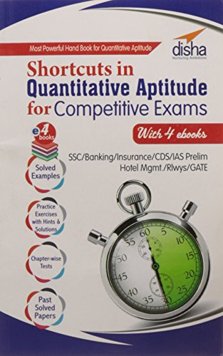 9789386146618: Shortcuts In Quantitative Aptitude With Ebooks For