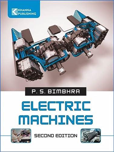 9789386173294: Electric Machines 2/E