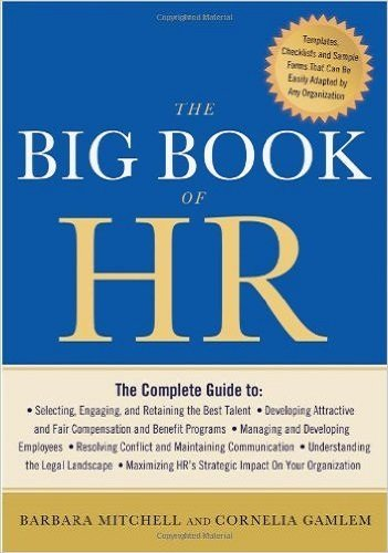 9789386215000: The Big Book of HR