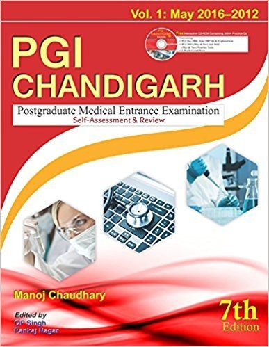 Sale With Supplement Only Pgi Chandigarh 7Ed: Chaudhary M