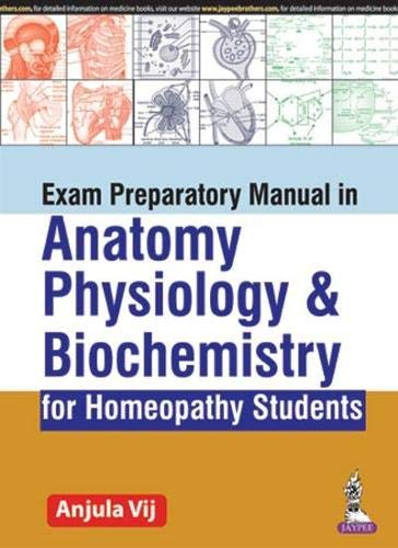 9789386261243: Exam Preparatory Manual In Anatomy ,Physiology ...