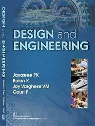 Design And Engineering (Pb 2017): Jayasree P K