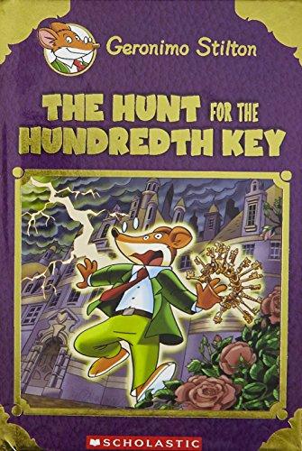 9789386313218: The Hunt for the Hundredth Key