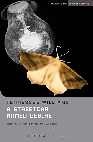 9789386349255: A Streetcar Named Desire [paperback] Tennessee Williams Patricia Hern Michael Hopper [Jan 01, 2017]