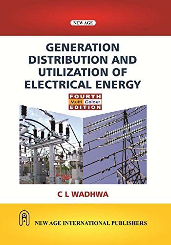 9789386418395: Generation Distribution and Utilization of Electrical Energy