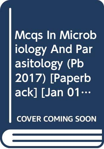 Mcqs In Microbiology And Parasitology (Pb 2017): Arora D.R.