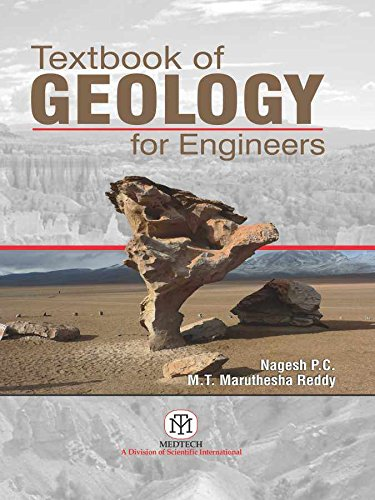 Textbook of Geology for Engineers (PB): P C, Nagesh