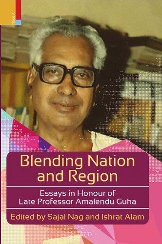 Blending Nation and Region: Essays in Honour