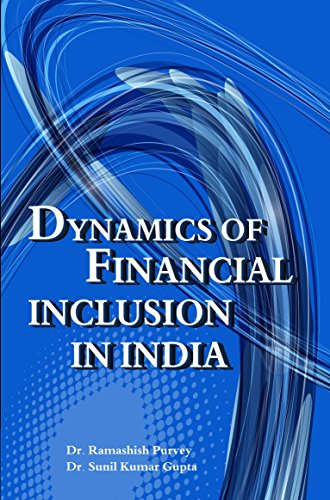 Dynamics of Financial Inclusion in India: edited by Sunil