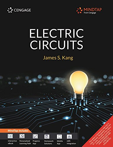 9789386650344: ELECTRIC CIRCUITS WITH MT KANG