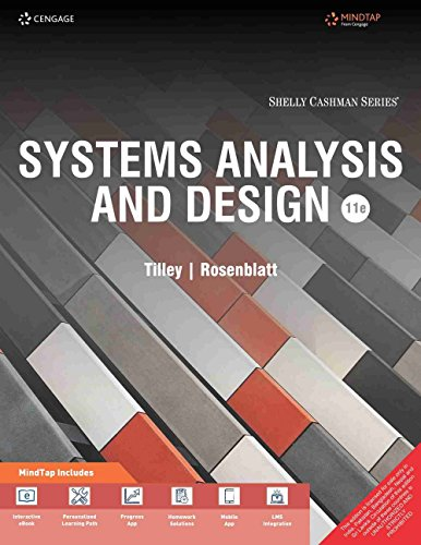 Harry Rosenblatt Scott Tilley Systems Analysis Design Abebooks