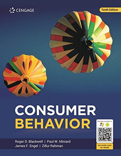 9789386650870: Consumer Behavior 10 Edtion