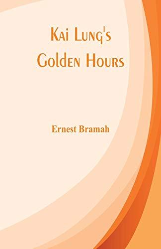 9789386780362: Kai Lung's Golden Hours