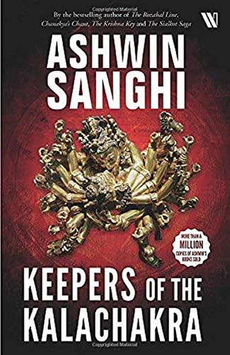 Keepers of the Kalachakra: Ashwin Sanghi