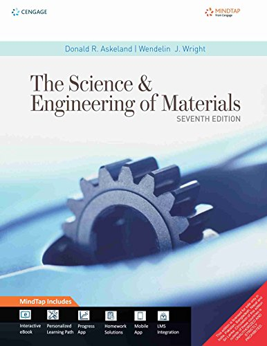 9789386858153: The Science and Engineering of Materials