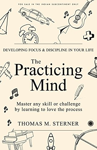 9789386867100: The Practicing Mind