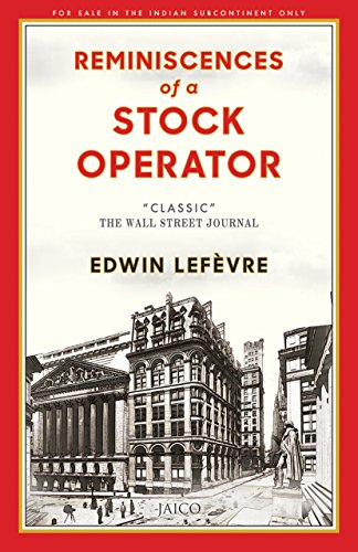 Stock image for Reminiscences of a Stock Operator for sale by Vedams eBooks (P) Ltd