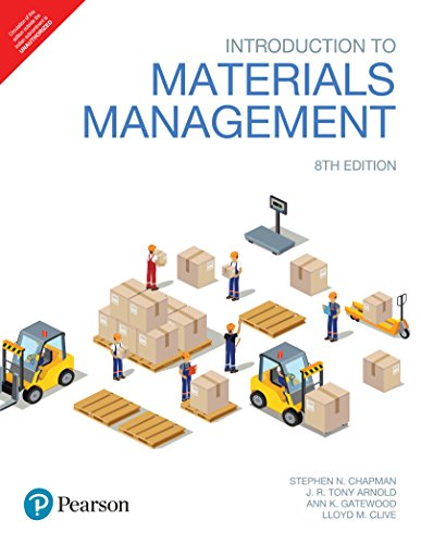 9789386873248: Introduction To Materials Management 8Th Edition