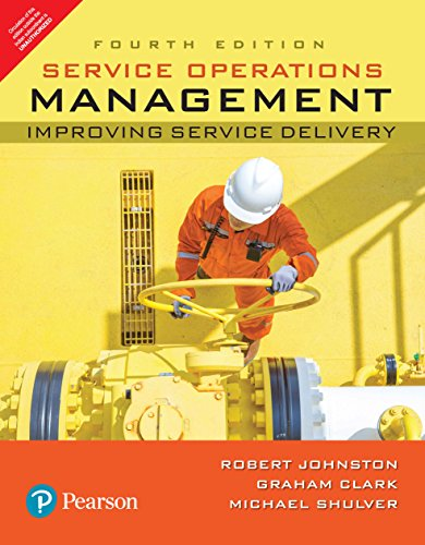 9789386873309: Service Operations Management:Improving Service Delivery, 4E