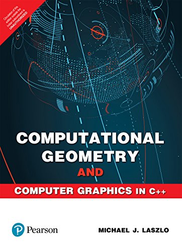 9789386873873: Computational Geometry and Computer Graphics in C++