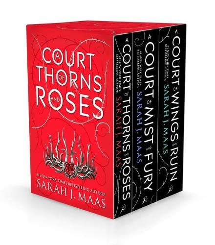 9789387146082: A Court of Thorns and Roses Box Set