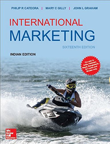 9789387432321: International Marketing, 16Th Edition