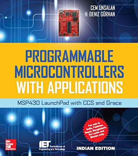 9789387572706: Programmable Microcontrollers With Applications: Msp430 Launchpad With Ccs And Grace
