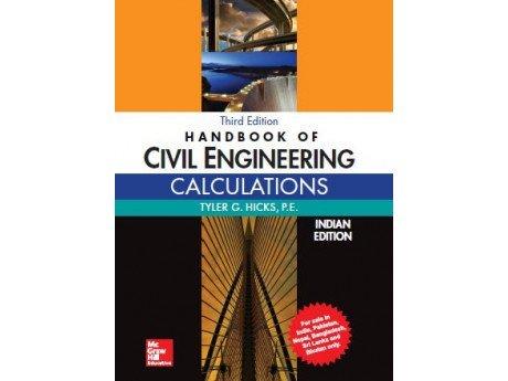 9789387572980: Handbook Of Civil Engineering Calculations