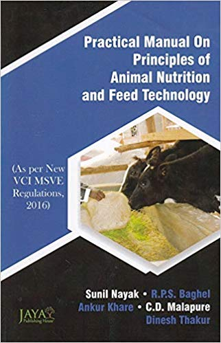 PRACTICAL MANUAL ON PRINCIPLES OF ANIMAL NUTRITION