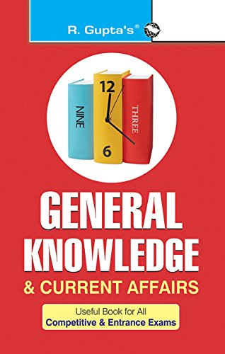 General Knowledge and Current Affairs: RPH Editorial Board