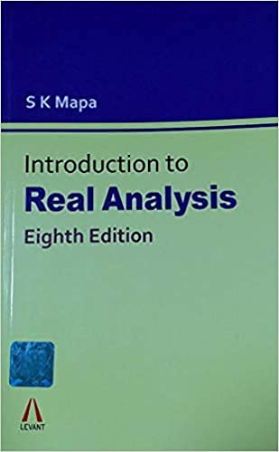 9789388069335: Introduction to Real Analysis, 8th Edition